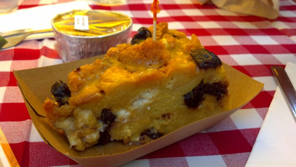 ... States. Cherry-White Chocolate Bread Pudding, between $5 and $6