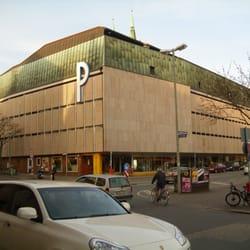 Parkhaus Hauptmarkt, Nürnberg, Bayern