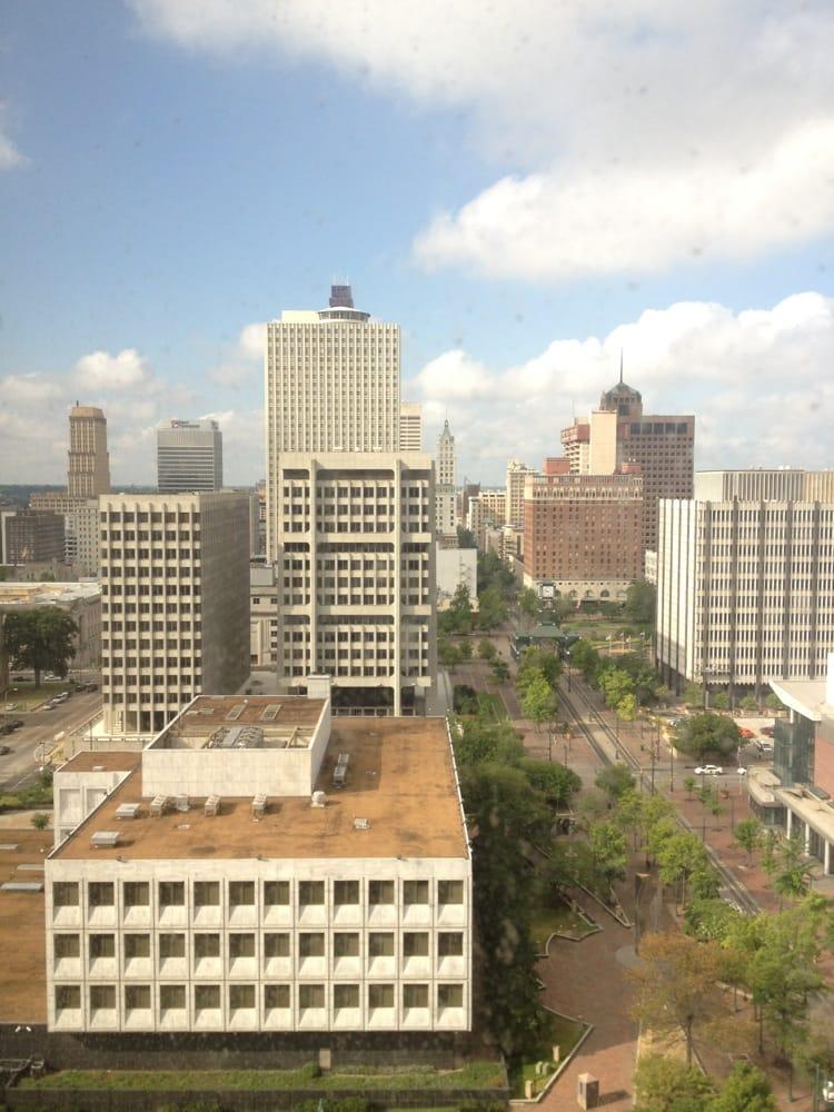 Memphis Marriott Hotels Downtown