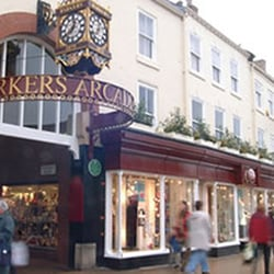 Barkers Department Store, Northallerton, North Yorkshire, UK