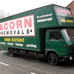 Acorn Removals And Storage, Huddersfield, West Yorkshire