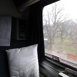 Amtrak California Zephyr Transportation Near West Side Chicago IL