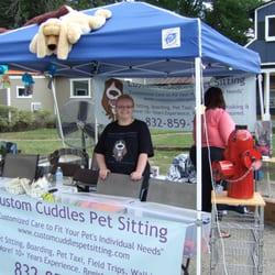 custom cuddles pet sitting   dog walkers   spring tx   yelp