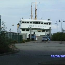Eines der Adler - Schiffe die nach Polen…