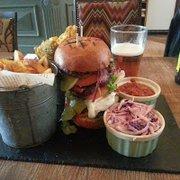 The burger challenge!