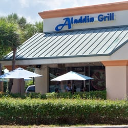 Aladdin mediterranean grill greek palm beach gardens Home depot palm beach gardens