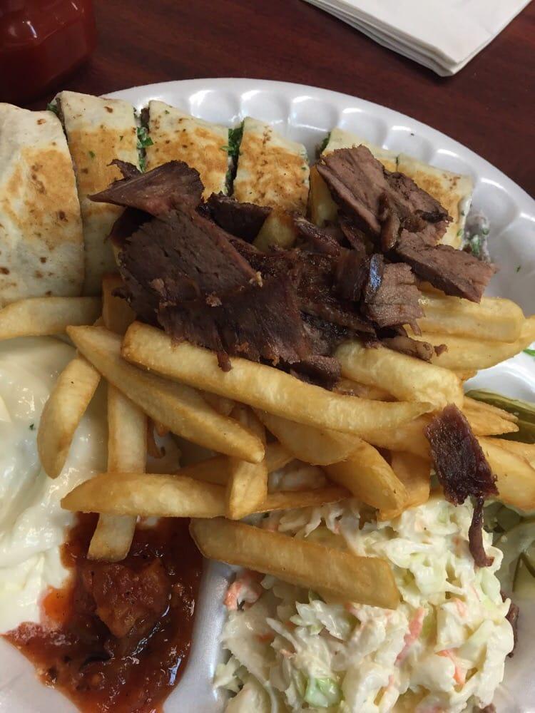 Beef Shawarma Platter Beef Shawarma Platter