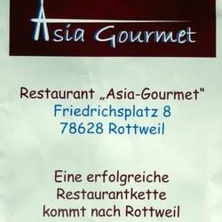 Asia Gourmet, Rottweil, Baden-Württemberg
