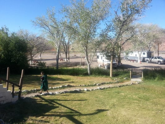 Bailey S Hot Springs Rv Parks Beatty Nv Reviews