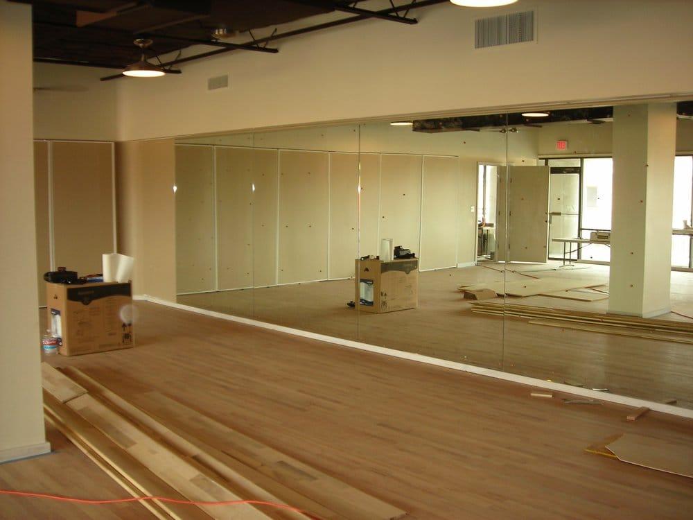 dance studio wall mirrors yelp