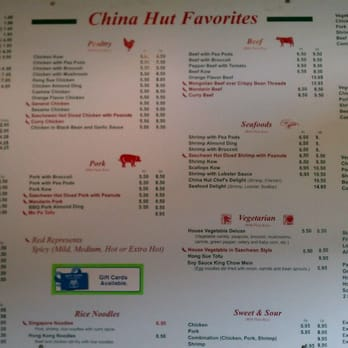 Chinese Food Delivery Howard Wi