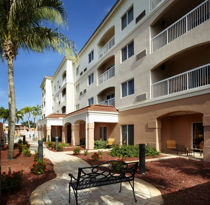 Courtyard By Marriott West Palm Beach Phone Number