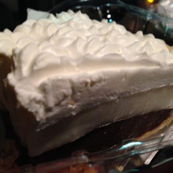 Ted's Bakery - Chocolate Haupia Pie - Haleiwa, HI, United States
