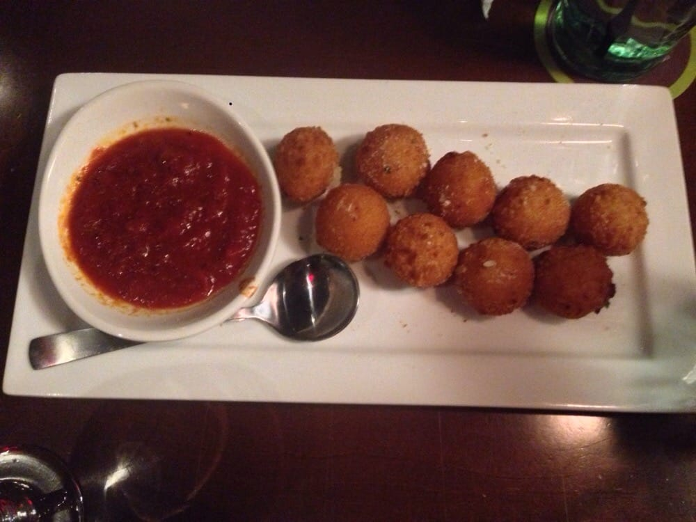 Crispy Risotto Bites Amazing Tapas Style Appetizers Sharing Is Caring Heart Olive Garden