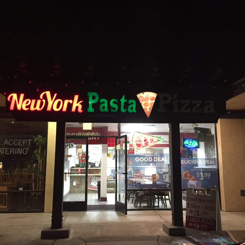 New York Pasta Pizza Union City Ca