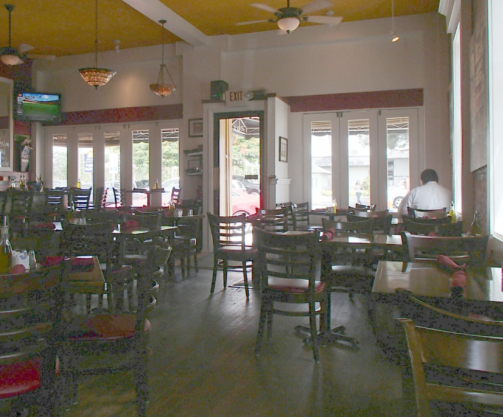Riverwalk Cafe Oyster Bar Stuart Fl