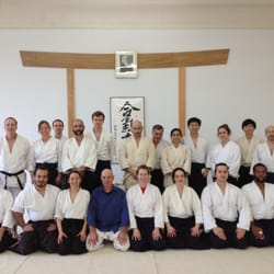 Shobu Aikido of Boston - Somerville, MA, États-Unis. Winter Gasshuku