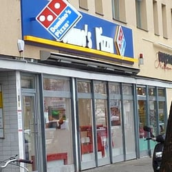 Dominos Pizza, Berlin