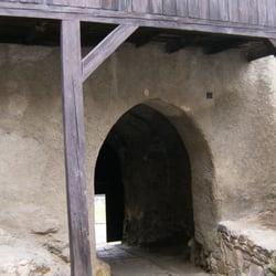 Eingang zur Burg