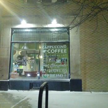 Perkolator Cafe Chicago