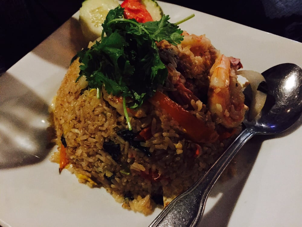 Thai Restaurant On Robinson