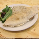 The Paris Creperie - Steak and cheese crepe - Brookline, MA, Vereinigte Staaten
