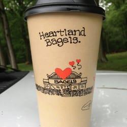 Heartland Bagels Staten Island Yelp