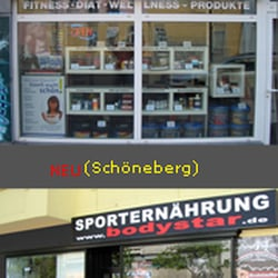 Bodystar Bodybuilding Shop, Berlin