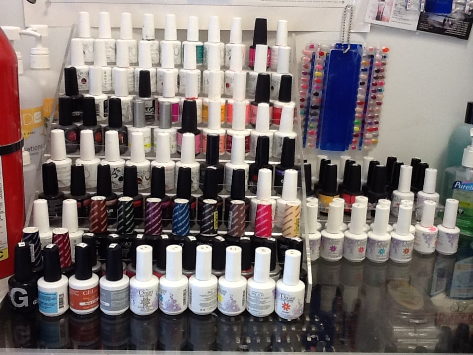 Art Nails - Wylie, TX, United States. Yes, we do gel/shellac nails