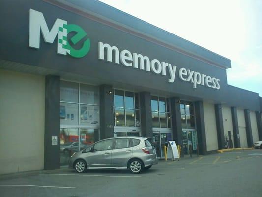 memory express golden village richmond bc yelp. Black Bedroom Furniture Sets. Home Design Ideas