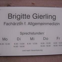 prakt. Ärztin Brigitte Gierling, Nürnberg, Bayern