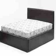 Lincoln Ottoman Bed Frame (Faux Leather)