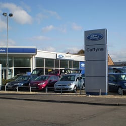 New & Used Ford cars, Brighton, UK