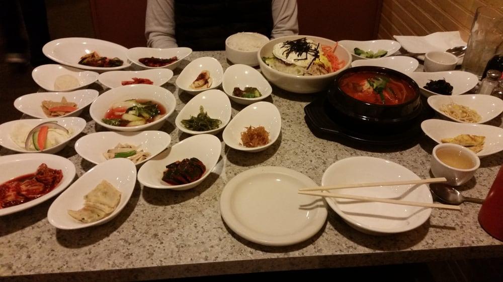 Asian kitchen korean cuisine 114 fotos coreano for Asian kitchen korean cuisine st louis