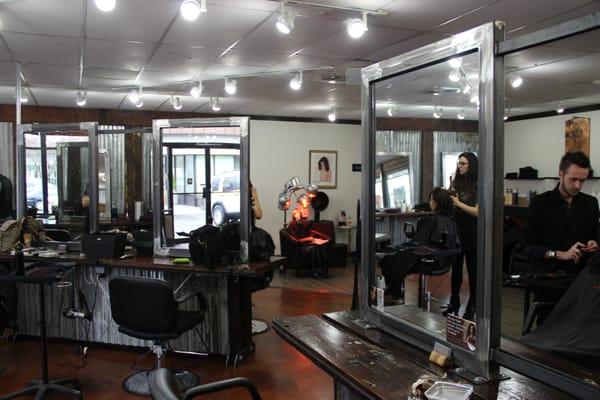 Stan parente salon 15 photos hair salons bellevue for 7 salon bellevue
