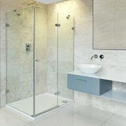 Mirabella Fully Frameless Shower…