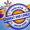TravelStay.com offer  discounts for Students and Long Stays!