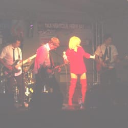 Blondee, the ultimate Blondie tribute band, Ashford, Kent