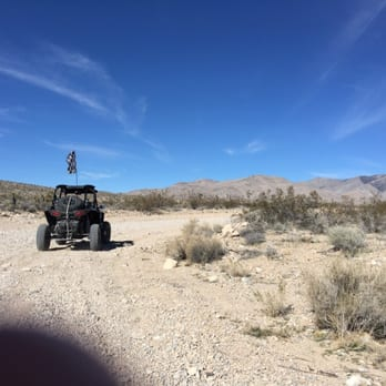 Off-road tours from Las Vegas