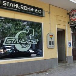 Stahlrohr 2.0, Berlin