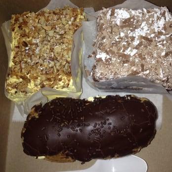Best Burnt Almond Cake San Jose Ca