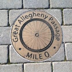 Bikes Cumberland Md Trail Cumberland MD
