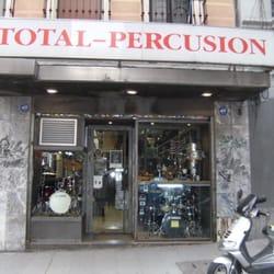 Total Percusión, Madrid