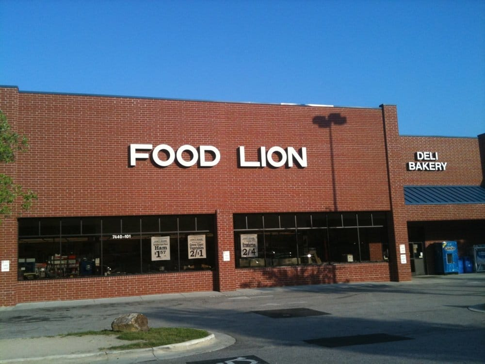 Food Lion - Delis - Raleigh  Nc  United States