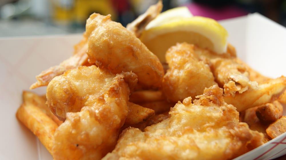 Fish Basket - Food Trucks - Seattle, WA - Yelp