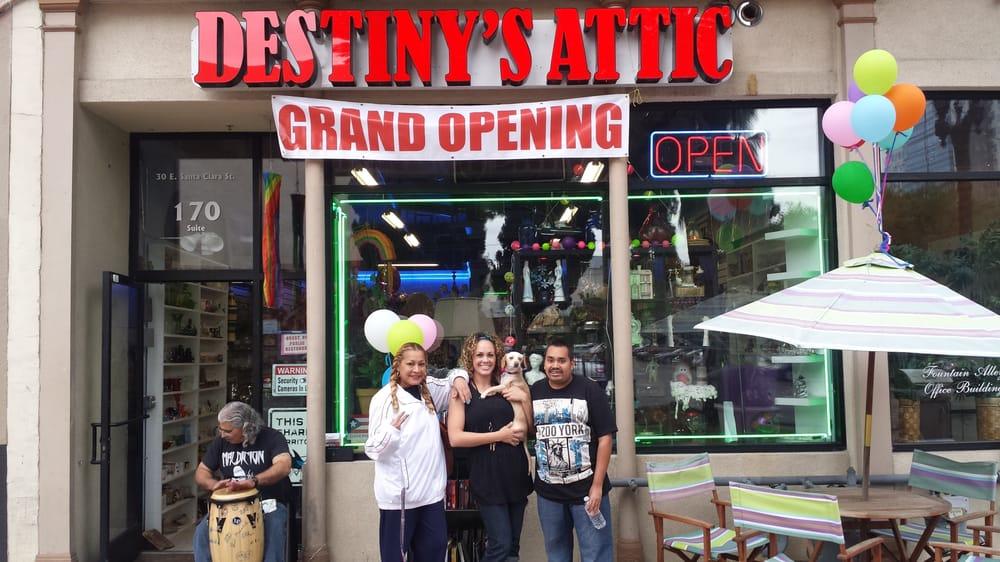 Destiny S Attic 31 Photos Thrift Stores Downtown San Jose Ca Reviews Yelp
