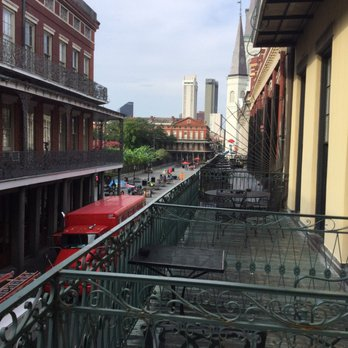 Place D Armes New Orleans Balcony Room