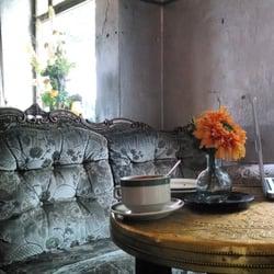 Cute vintage cafe