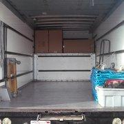 San Frans Moving - San Francisco, CA, États-Unis. 14ft box truck