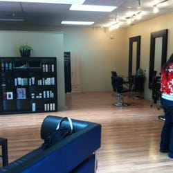 Modern salon hairdressers pacifica ca united states for Photo salon moderne